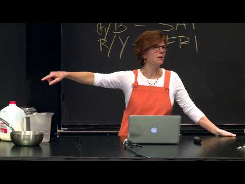 Jody Adams: Fermentation, an Ancient Trend, Science and Cooking Public Lecture Series 2014