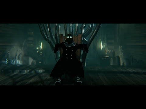 Eye of the Storm, un hermoso video steampunk