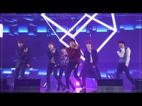 인피니트INFINITE - Tell Me Live 인피니트 TOP SEED Showcase