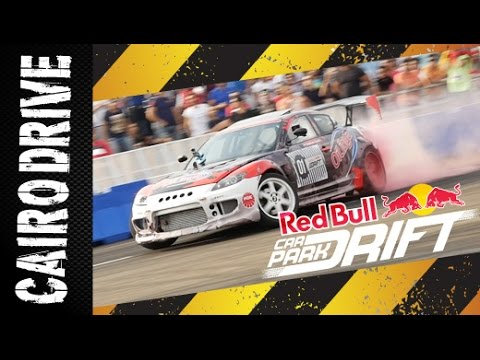Red Bull Car Park Drift 2015 The Story - Cairo Drive