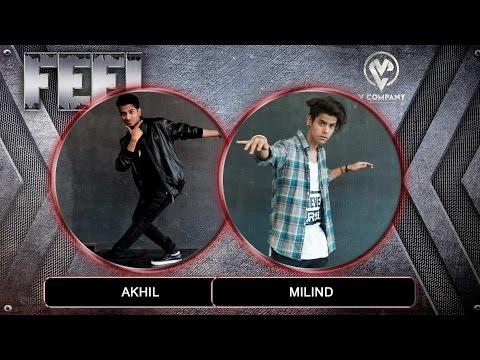 Feel 2016 - Akhil & Milind -  Showcase round