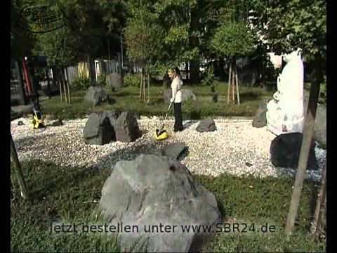 Japanische Gärten Reinigung Mit Hochdruck