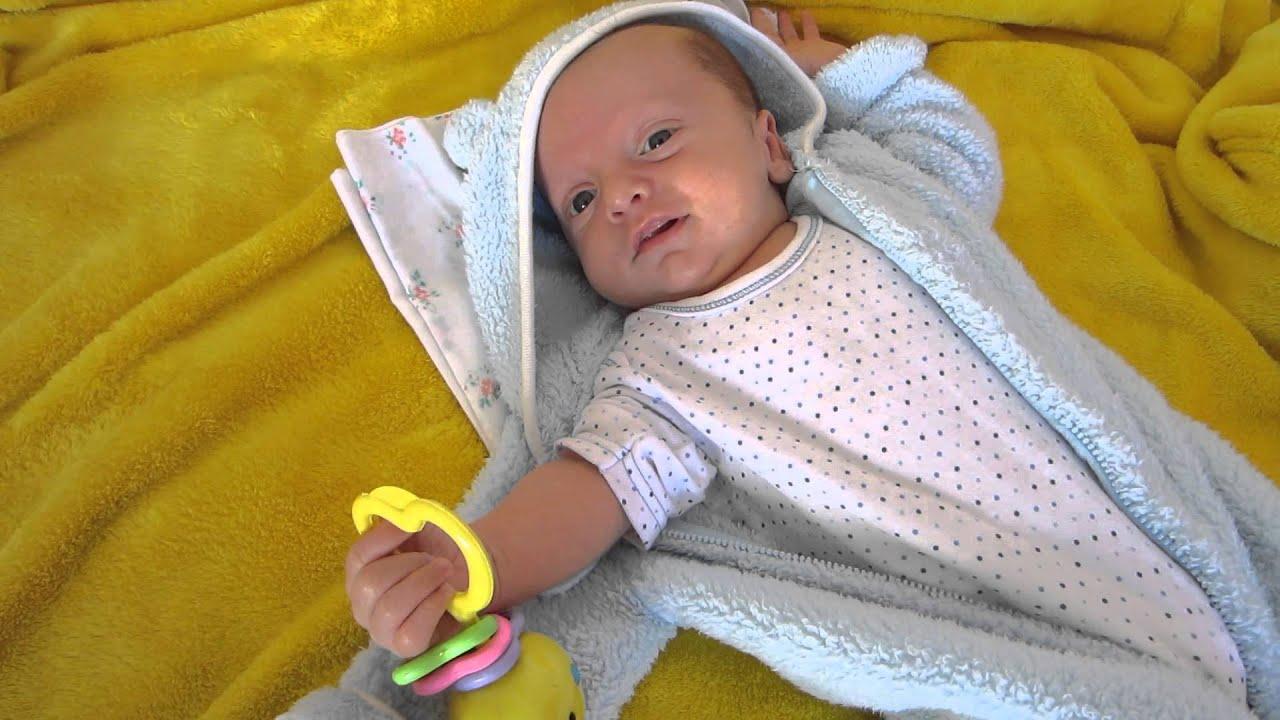 Ребёнок 1 месяц фото