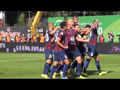 Pogoń Szczecin 1-1 Śląsk Wrocław (KULISY)