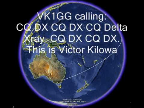 Extreme 20 meters DX: New York City Mobile to Australia (N2YDD to VK1GG) w/ Sunspot Cycle at 0.