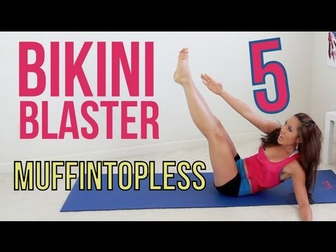 Bikini Blaster 5: MUFFINTOPLESS!!!