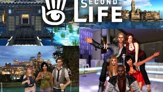 Ultimate Second Life Documentary Mashup