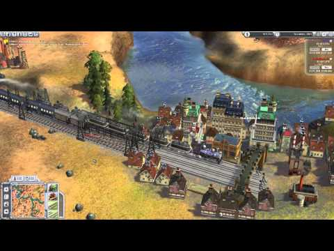 Let's Play: Sid Meier's Railroads - Multiplayer Madness