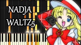 Nadja Waltz5   Piano Synthesia