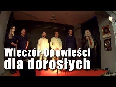 Storytelling: Opowieści Dla Dorosłych - MOK Amfiteatr W Radomiu. Cały Film