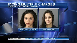 Three arrested after raid on Pueblo West business