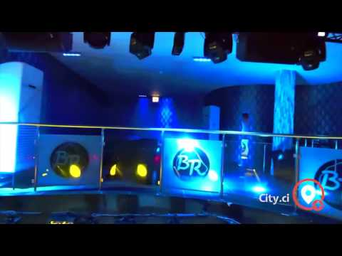 Blue rock Abidjan Night Club