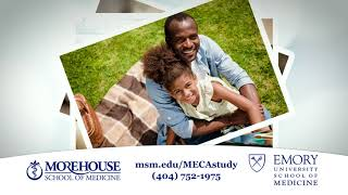 The Morehouse-Emory Cardiovascular Center for Health Equity Study (MECA) (1)
