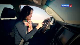 Тест-драйв Toyota Land Cruiser 200 FL 2013 // АвтоВести 48
