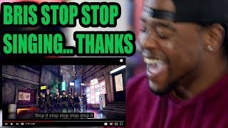 GOT7 | STOP STOP IT (하지하지마) MV | starting to learn more about GOT7 | REACTION!!!
