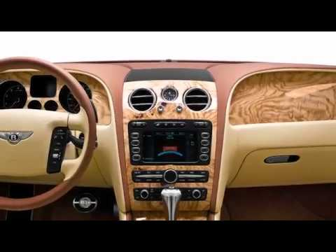2010 Bentley Continental Flying Spur Video