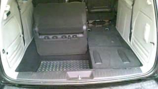 Chrysler Grand Voyager 2008 - Stow'n'Go taugt nix bei beidseitigem Einklappbefehlt