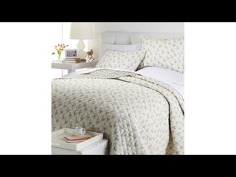 Michelle George Duck Duck Goose 100% Cotton 3piece Quilt...