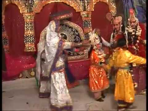 Vir - Krishna Lila In Mathura-maharas & Aarti video
