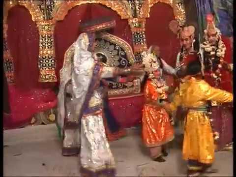 Vir - Krishna Lila In Mathura-maharas & Aarti video
