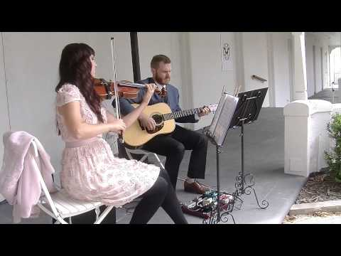 Diamond Strings Guitar & Violin Duo Thinking Out Loud, Ed Sheeran - Sydney wedding music