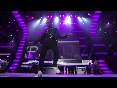 Ushers Scream vs E3 Dance Central Promo 2012 (Dj Vinrock edit...