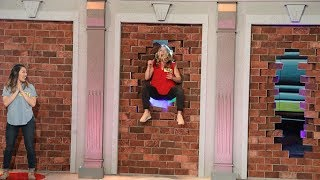 Audience Members Go Flying Like a 'Wrecking Ball' in Ellen's New Game!