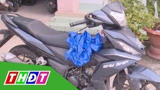 Cần Thơ: Trích xuất camera bắt nóng đối tượng trộm xe máy | THDT