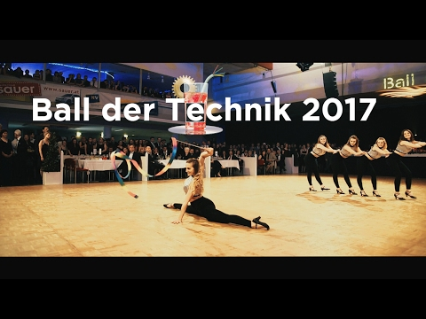 Ball der Technik 2017 - Official Aftermovie