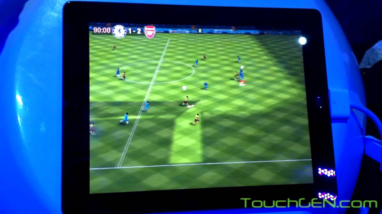 Fifa 12 Ipad Iphone Controller Fifa 12 For Ipad