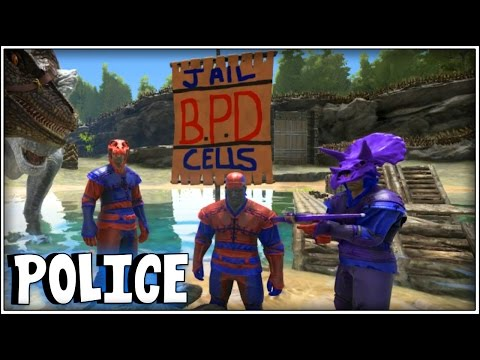 ARK: Survival Evolved - POLICE DEPARTMENT! [29]