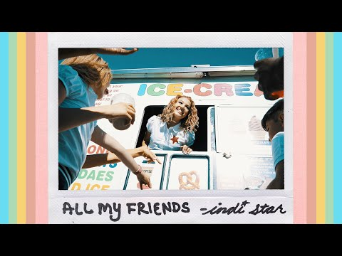 All My Friends - INDI STAR (Official Music Video 2020) ft. Vibe Crew