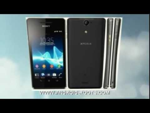 How to root Sony Xperia V - Rooting Sony Xperia V