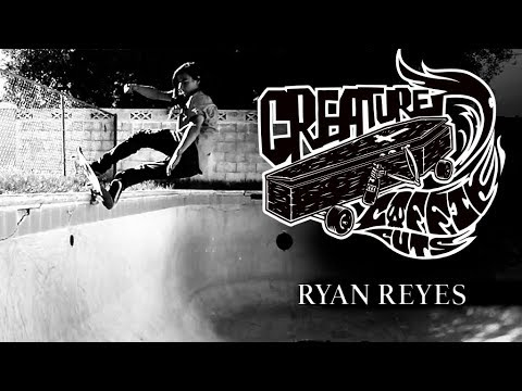 The Creature Video Coffin Cuts: Ryan Reyes
