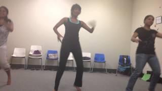Radha teri chunari - Dance Practice