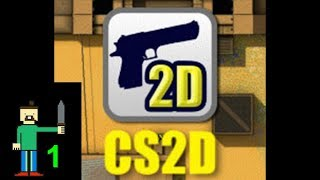 Free Game Show: CS2D - Part 1 - The Counter Strike of the Future