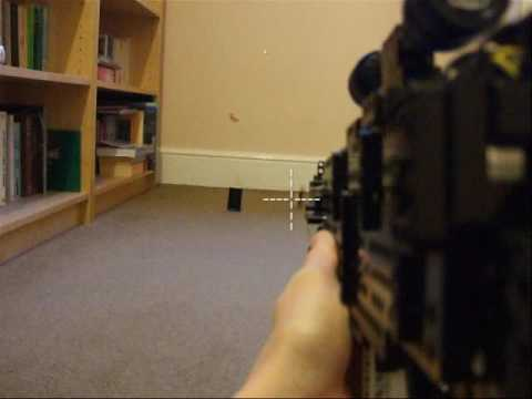 lee enfield sniper rifle (lego)