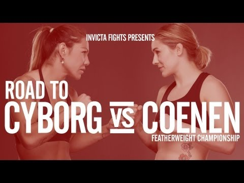 INVICTA FC 6: ROAD TO COENEN vs CYBORG - 7/13 on PPV