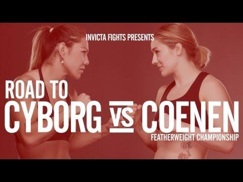 INVICTA FC 6: ROAD TO COENEN vs CYBORG - 7/13 on PPV