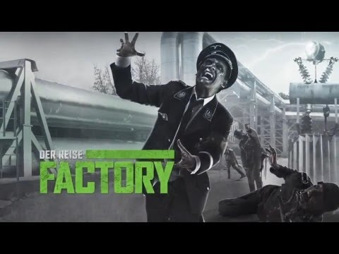 Call of Duty Black Ops Zombie Der Riese (кооператив) Часть 3