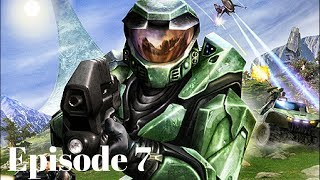 Halo Combat Evolved | Halo: The Master Chief Collection Episode 7