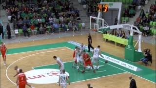 Балкан Ботевград - Лукойл Академик / НБЛ Финал Мач 3