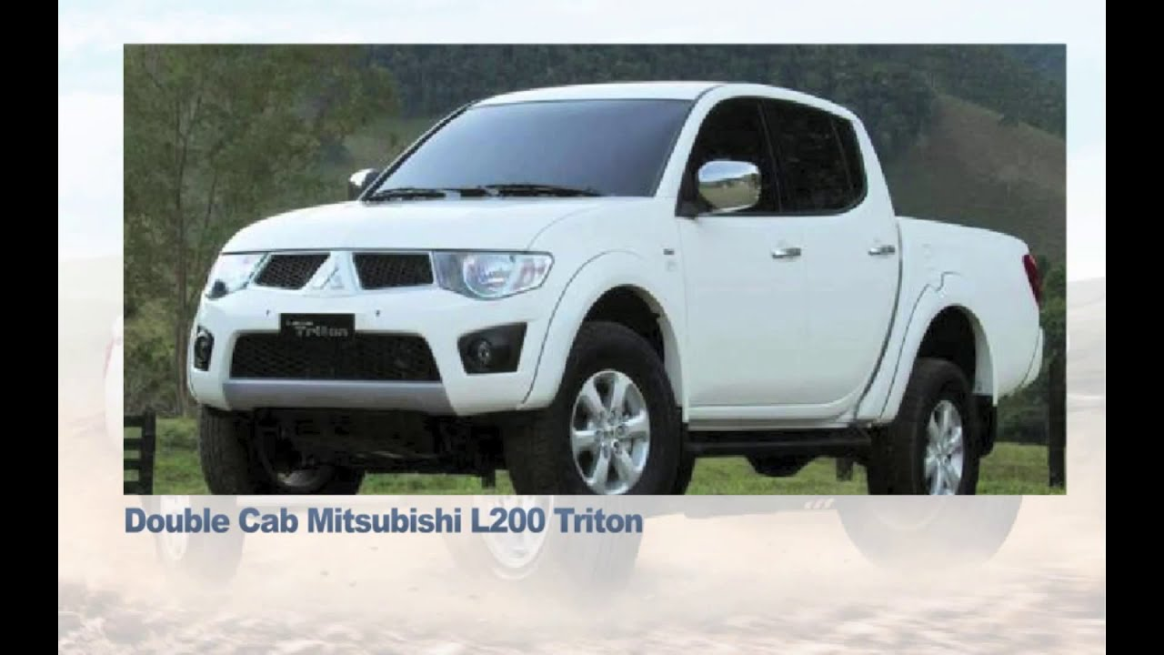 L200 Triton 2014 All New 2014 Mitsubishi L200