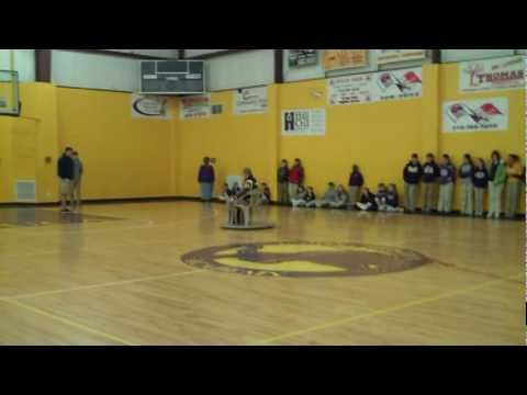 Union Christian Academy Hovercraft [2011]!