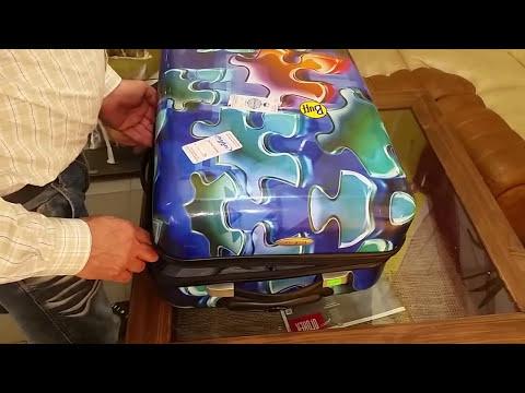 Ремонт корпуса чемодана на колесиках своими руками 28