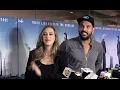 Yuvraj Singh with wife Hazel Keech at IRADA (2017) movie special screening.