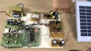Vel Tech Multi Tech EEE Project 2014 Batch No 8