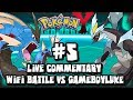 Pokemon Y 3DS - (Live Commentary) - Wifi Battle #5 vs GameBoyLuke