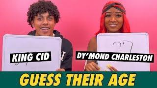 King Cid vs. Dy'mond Charleston - Guess Their Age