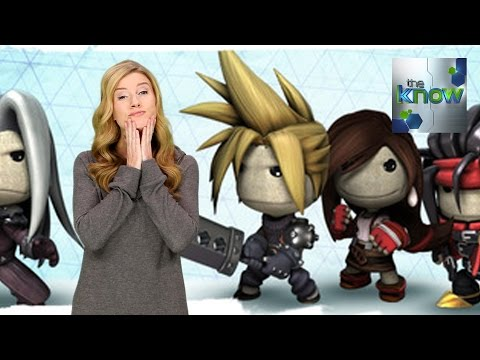 Final Fantasy VII Fully Recreated in LittleBigPlanet The Know